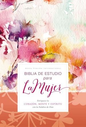 Biblia de estudio para la mujer. Tapa dura - NVI