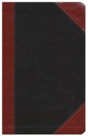 Biblia manual. Ultrafina. 2 tonos. Marrón - RVR77