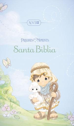 Biblia Precious moments. Tapa dura acolchada - NVI