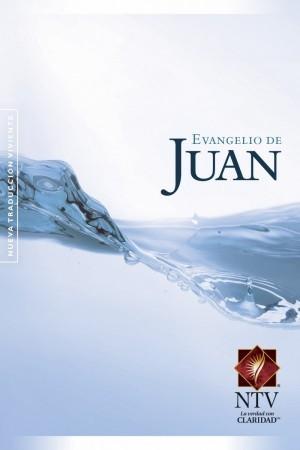 Evangelio de Juan. Rústica (pack de 10) - NTV