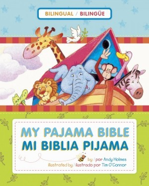 Mi Biblia pijama. Bilingüe
