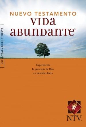 Nuevo Testamento vida abundante. Rústica - NTV