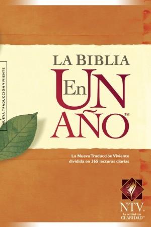Biblia en un año, La. Tapa dura - NTV