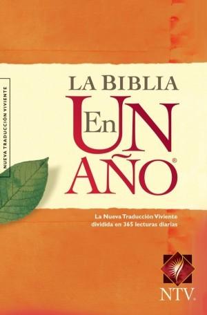 Biblia en un año, La. Rústica - NTV