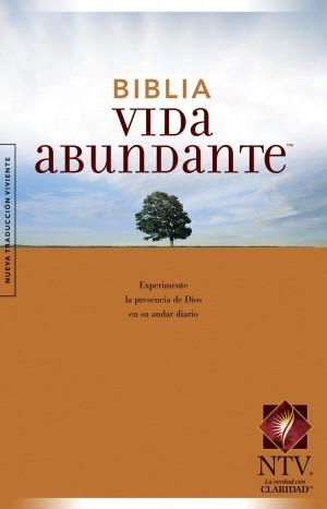 Biblia vida abundante. Rústica - NTV