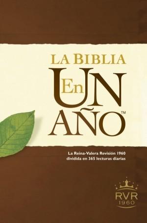 Biblia en un año, La. Tapa dura - RVR60