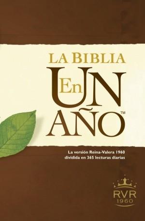 Biblia en un año, La. Rústica - RVR60