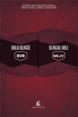 Biblia Bilingüe - RVR77/NKJV. Tapa dura