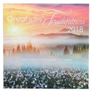 Calendario 2018 Great is Thy Faithfulness