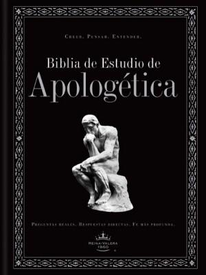 Biblia de Estudio de Apologética, tapa dura