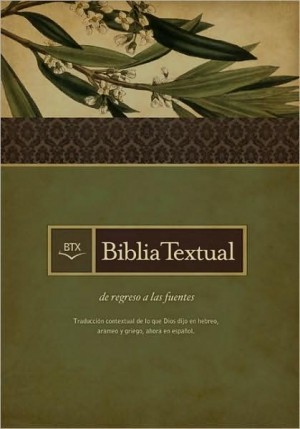 Biblia textual. Piel fabricada. Negro - BT