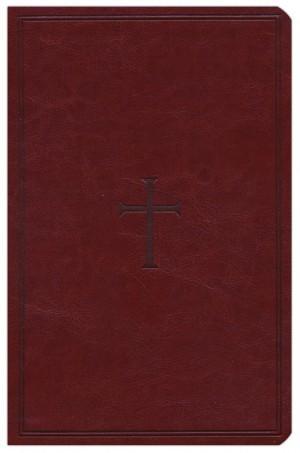 Biblia manual. Ultrafina. 2 tonos. Marrón - NKJV (inglés)