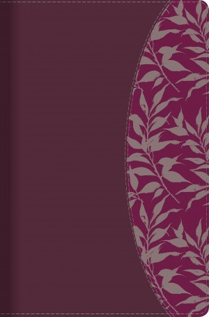 Biblia de estudio para mujeres. 2 tonos. Rojo/fucsia - RVR60