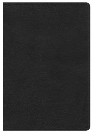 Biblia compacta. Ultrafina. Imitación piel. Negro - NKJV (inglés)