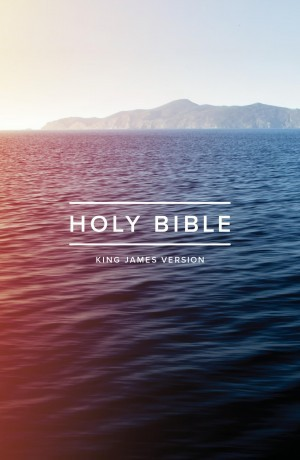 Biblia económica. Rústica - KJV (inglés)