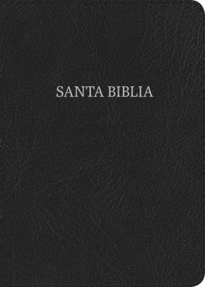 Biblia grande. Letra gigante. Piel especial. Negro - NVI