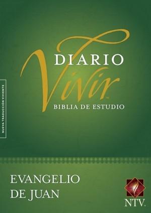 Biblia de estudio del diario vivir. Evangelio de Juan. Rústica - NTV