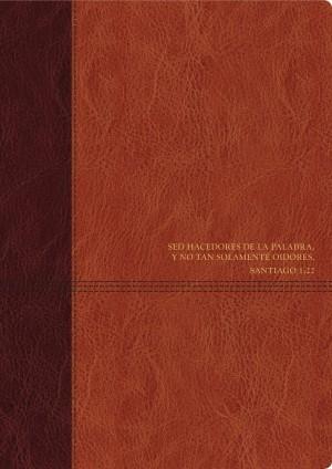 Biblia de estudio del diario vivir. 2 tonos. Marrón. Índice - RVR60