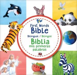 Biblia mis primeras palabras / First words Bible
