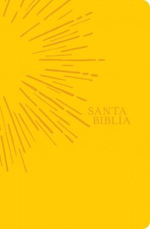 Biblia Ágape. Manual. 2 tonos. Amarillo - NTV