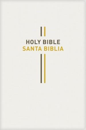 Biblia bilingüe. Grande. 2 tonos. Perla - NTV/NLT