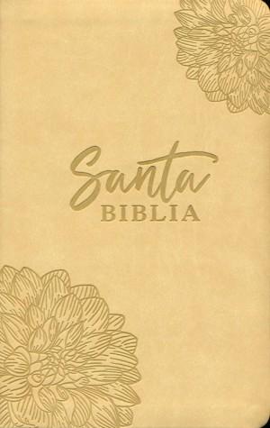Biblia Ágape. Manual. 2 tonos. Beige - NTV