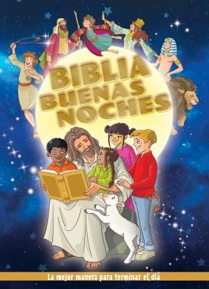 Biblia buenas noches. Tapa dura acolchada
