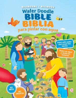 Biblia para pintar con agua / Water doodle Bible