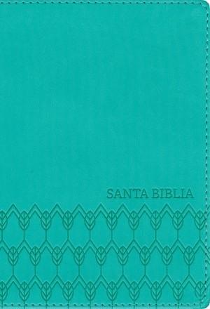 Biblia compacta. Ultrafina. 2 tonos. Menta - NTV