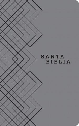 Biblia Ágape. Manual. 2 tonos. Gris - NTV