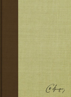 Biblia de estudio Spurgeon. Tapa dura entelada. Marrón/ocre - RVR60