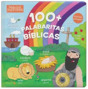 100+ palabritas bíblicas (bilingüe)