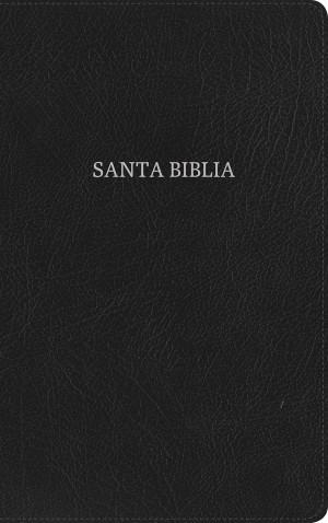 Biblia ultrafina. Piel especial. Negro - NVI