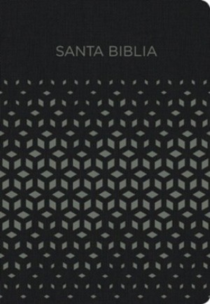 Biblia de regalos y premios. 2 tonos. Negro/plata - NVI