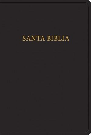 Biblia grande. Letra gigante. Imitación piel. Negro - RVR60