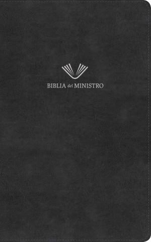 Biblia del ministro. Piel especial. Negro - RVR60