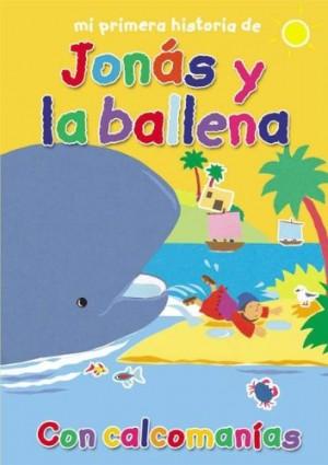 Mi primera historia de Jonás y la ballena