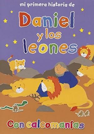 Mi primera historia de Daniel y los leones