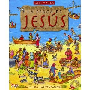 Abre y mira: La época de Jesús