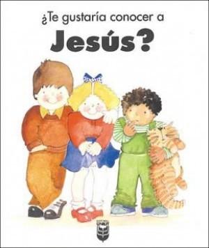 ¿Te gustaría conocer a Jesús?