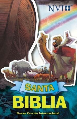 Biblia para niños. Rústica - NVI