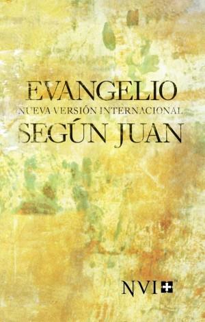 Evangelio según Juan. Rústica. Envejecido - NVI