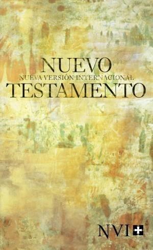 Nuevo Testamento. Rústica. Envejecido - NVI