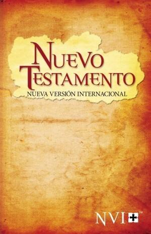 Nuevo Testamento. Rústica. Pergamino - NVI