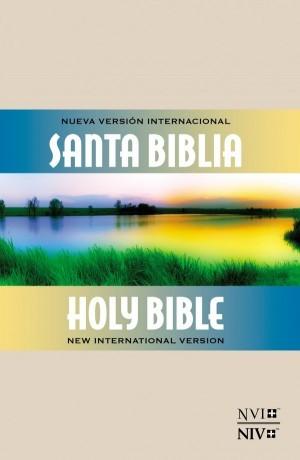 Biblia bilingüe. Rústica - NVI/NIV