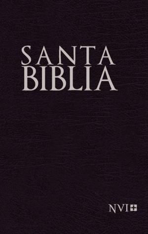 Biblia compacta. Imitación piel. Negro - NVI