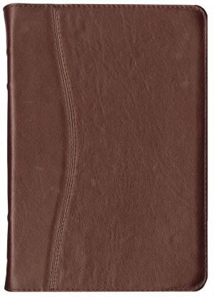 Biblia elegante. Piel especial. Rojo - NVI