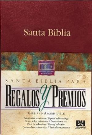 LBLA Biblia para Regalos y Premios