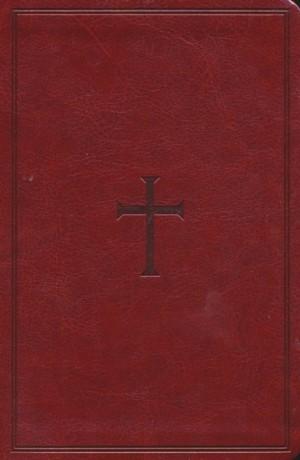 Biblia compacta. Ultrafina. 2 tonos. Marrón - NKJV (inglés)
