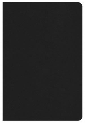 RVR 1960 Biblia Letra Grande Tamaño Manual, negro tapa dura
